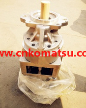 WA600-3 WA600-3D WA600-3K wheel loader gear pump , 705-53-42000 705-53-42010 705-53-42000 705-52-31080 705-53-31020 705-53-42010