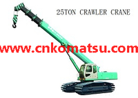 QUY12 QUY16 QYU25 china mini cralwer crane