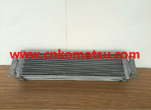 WA480-6 WA470-6 wheel loader oil cooler , 421-03-44030 421-03-44210 421-03-44220
