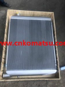 cat740 CAT740B dump truck water radiator , 247-3906 332-4567 377-2051