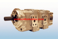 PC20 PC30 PC38 excavator hydraulic pump , 705-41-08001 705-52-10070 705-51-30200