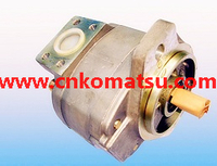 D41 GD705 dozer STEERING PUMP, Transmission Pump , 705-12-32010 705-52-21070 705-12-34010