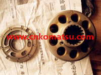 Pc400 Excavator Main Pump Rera Block 708-2H-33343 708-2H-04760 708-2H-04650 708-2H-33342