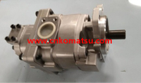 WA420 wheel loader hydraulic pump , 705-52-30560