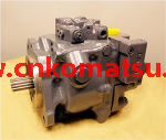 WB93 WB97 BACKHOLE Gear Pump 708-1U-00162 708-1U-00161 708-1U-00160