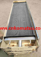 PC1250-8 PC1250-8R PC1250SP-8 excavator radiator core , 21N-03-41110