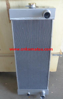WA320-5 Koamtsu Wheel Loader Radiator Oil Cooler 419-03-31114 419-03-31113 419-03-31112 419-03-31122 419-03-31132